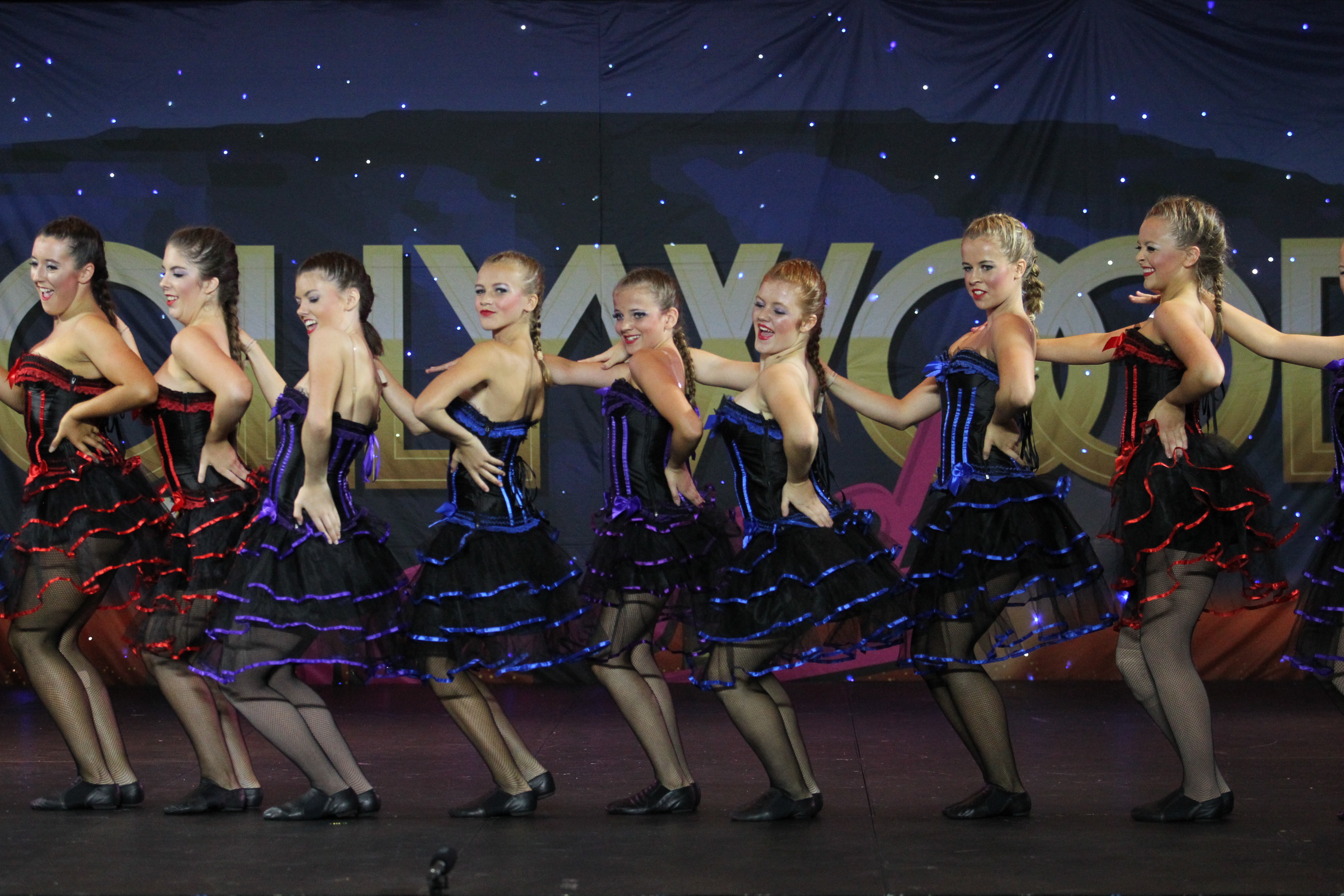 Hollywood Competition Dance Team