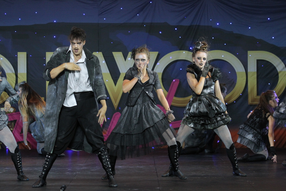 Hollywood Dance Competitions Opens Team