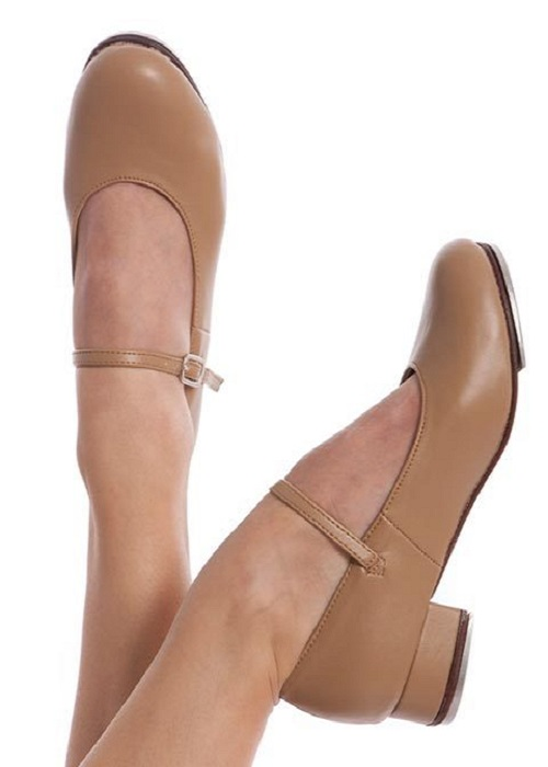 Debut Tap Shoe Tan Color
