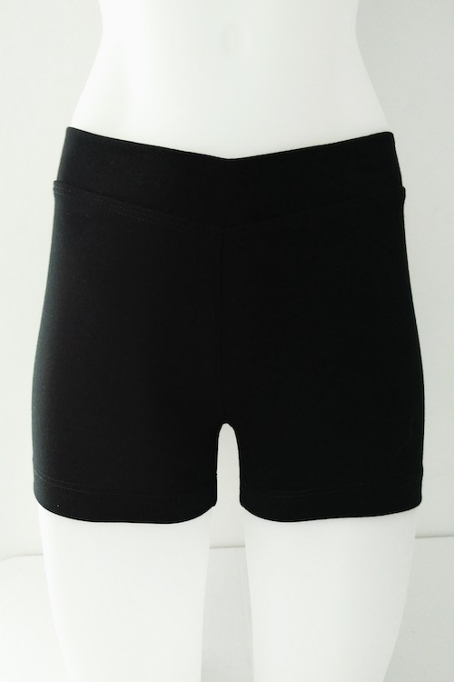 V Band Hot Shorts Black