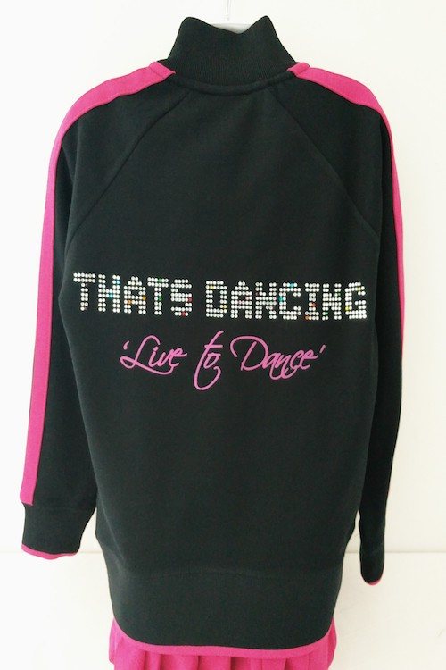Thats Dancing Jacket Black
